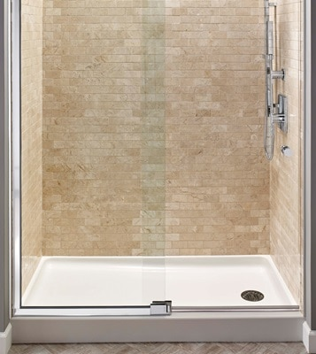 Photo of Shower stall