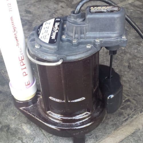 Photo of Sump pump